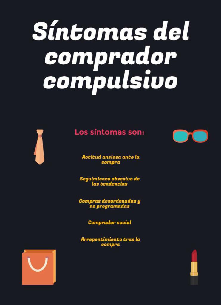 sintomas comprador compulsivo